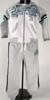 Immagine di Tuta jogging bimbo bianca e grigio