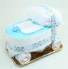 Immagine di Torta di Pannolini Carrozzina Azzurra